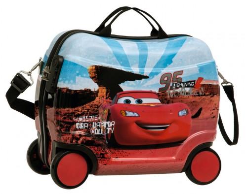 Maleta Infantil Cars Canyon 4441051 4 ruedas