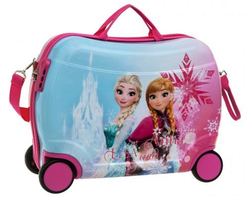Maleta Infantil Frozen Ice 4599951 4 Ruedas