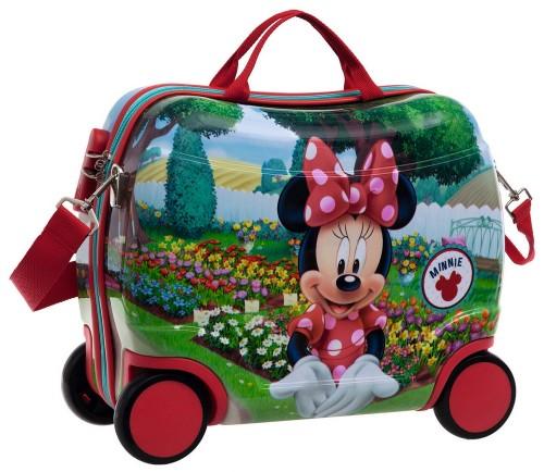 Maleta Infantil Minnie Garden 4421051 4 Ruedas