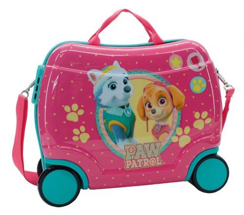 Maleta Infantil Patrulla Canina   ABS 4 Ruedas 46810