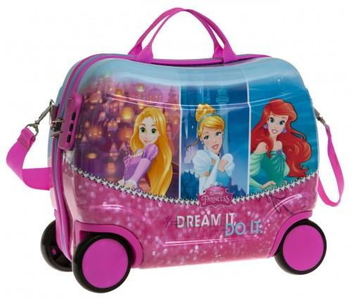 Maleta Princess 2541051  4 ruedas