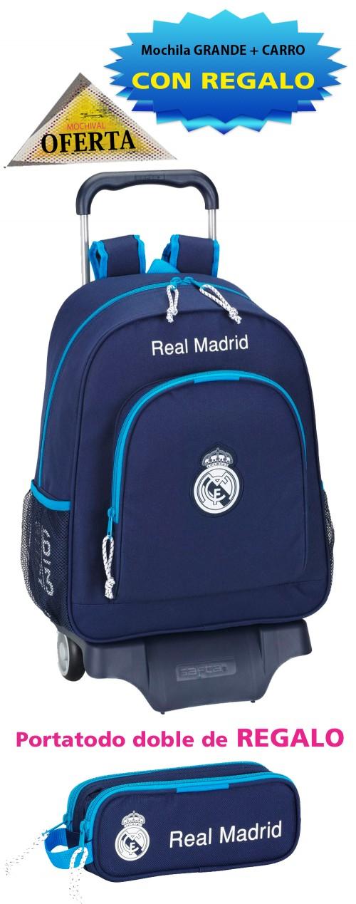 Mochila Carro  Real Madrid 611657313
