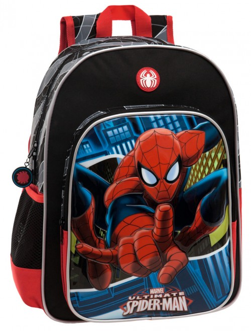 Mochila Spiderman 24523A1 Adaptable a Carro