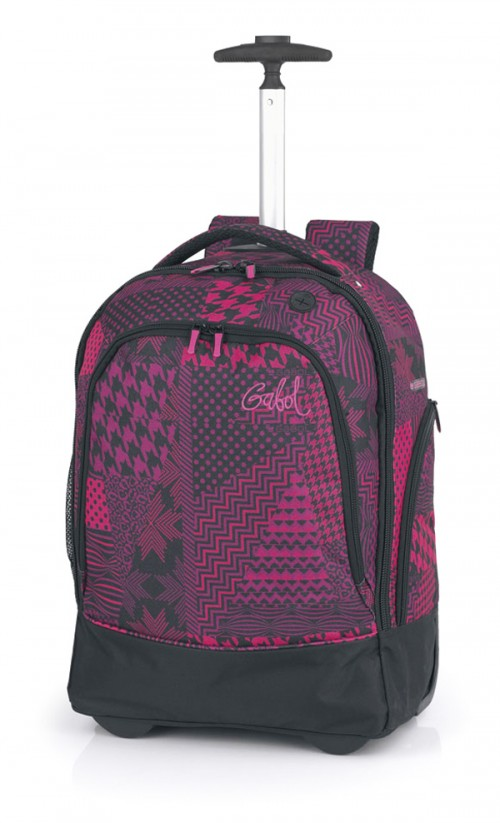 Mochila Trolley Gabol Carry  216473