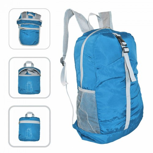 Mochila de Viaje Pregable Gabol azul  800030003