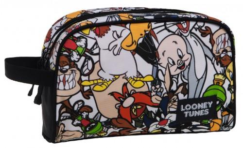 Neceser 2 Compartimentos  Looney Tunes 3264451