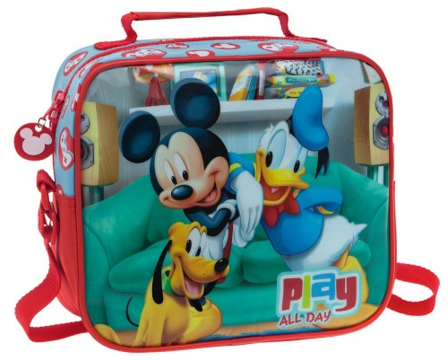 Neceser Mickey Play 4524851 Bandoler y Adaptable