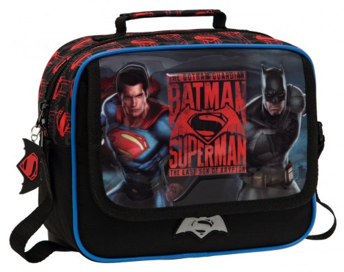 Neceser Superman y Batman City 2584851M