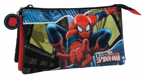 Portatodo Triple Spiderman 2454351