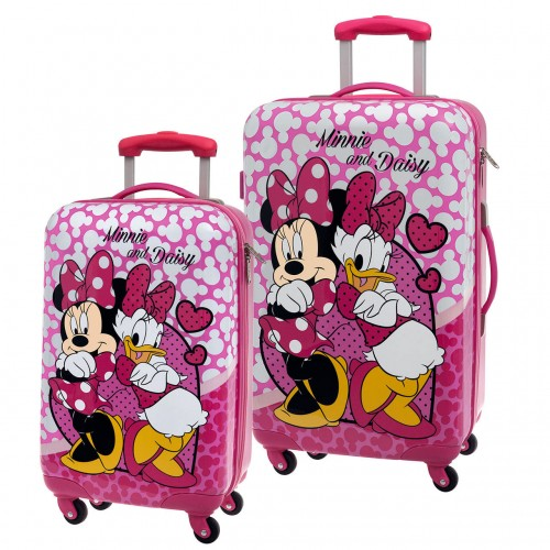Set 2 trolleys Minnie Daisy 4491651 Cabina y Mediano