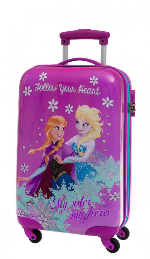 Trolley Anna y Elsa 2261451