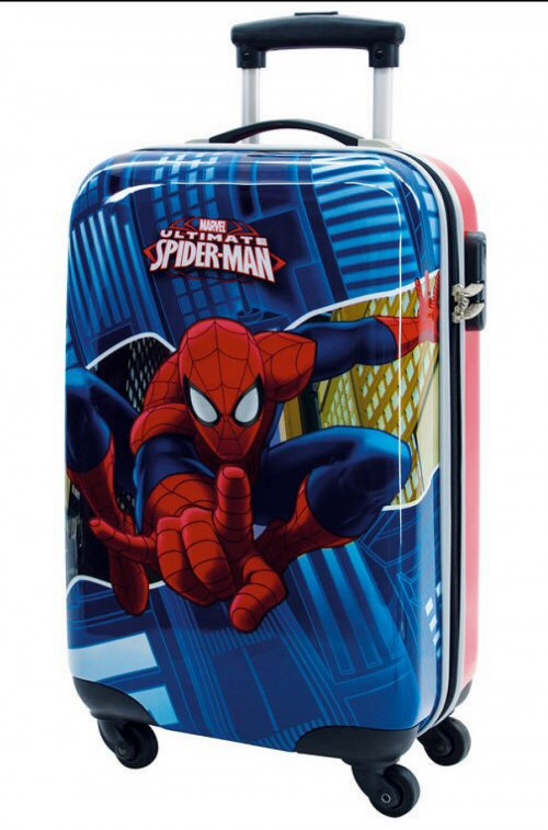 Trolley Cabina Spiderman 2451451