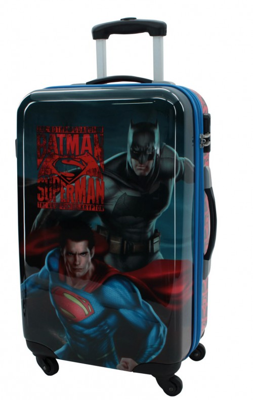 Trolley Mediano Superman y Batman City 2581551
