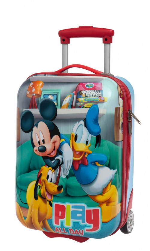 Trolley Mickey Play 48 cm 4521151