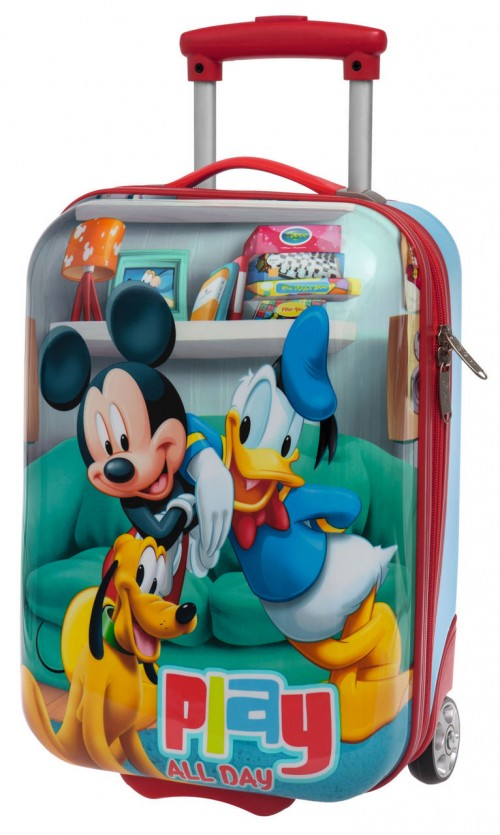 Trolley Mickey Play 55 cm 4521251