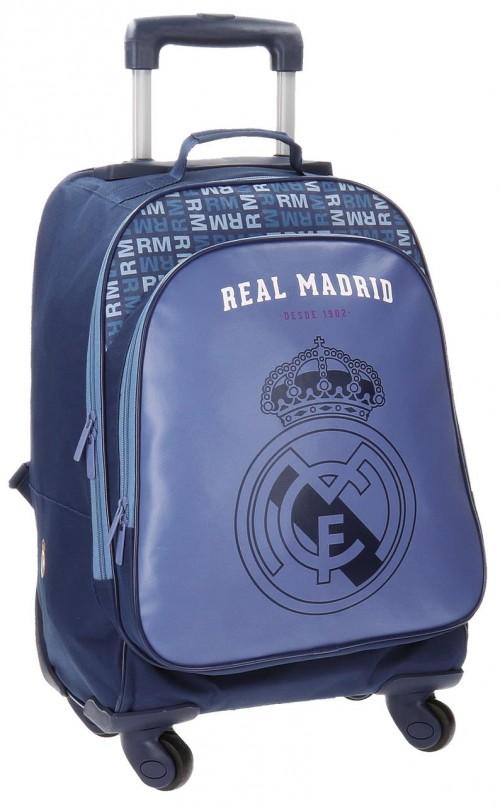Mochila 4 Ruedas Real Madrid 5632851