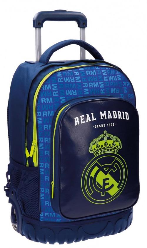 Trolley Mochila  Champions Real Madrid 5632952