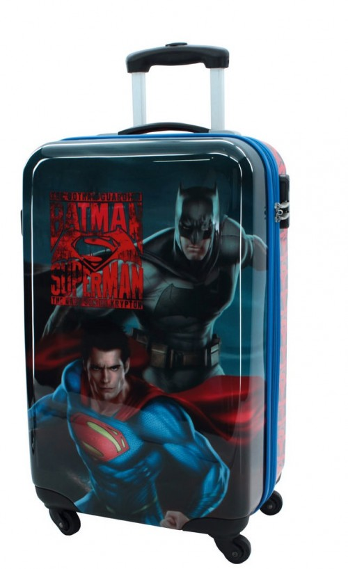 Trolley de Cabina Superman y Batman City 2581451