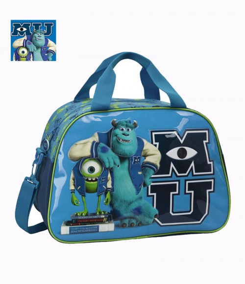 bolsa de viaje monsters university 15130