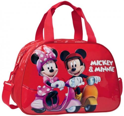 bolsa minnie y mickey 1533001