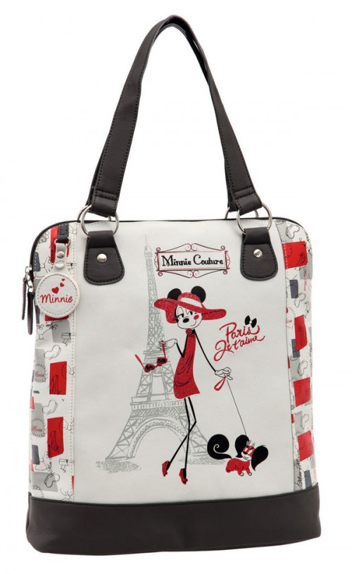 bolso shopping minnie  3016351mi
