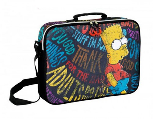 cartera bandolera simpsons 611305385