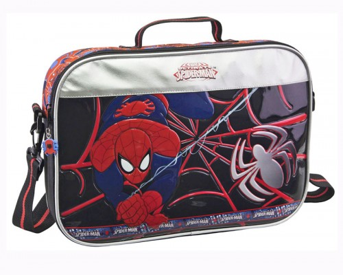 cartera extraescolares spiderman 13353