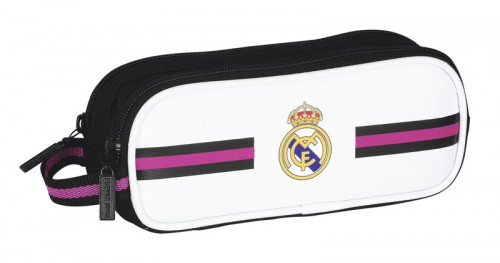 estuche doble del real madrid 811457513