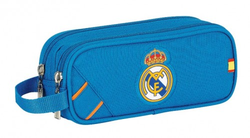 estuche doble real madrid 811456513