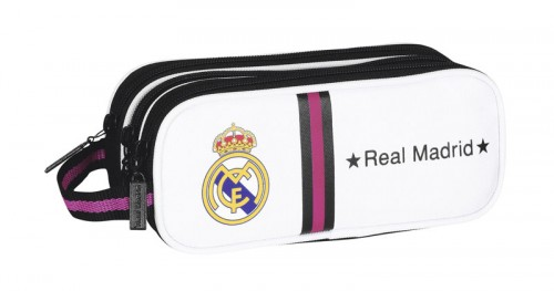 estuche triple real madrid 811457635