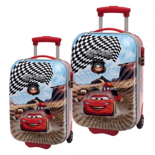 juego 2 trolleys cars 2121351