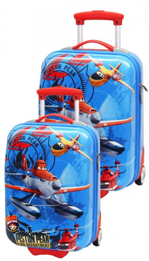 juego maletas aviones disney