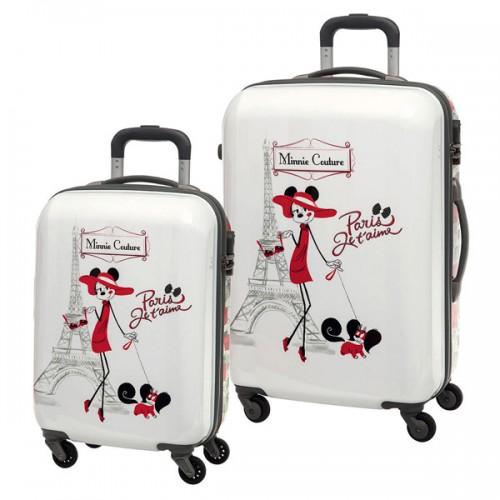 juego maletas minnie 3017551