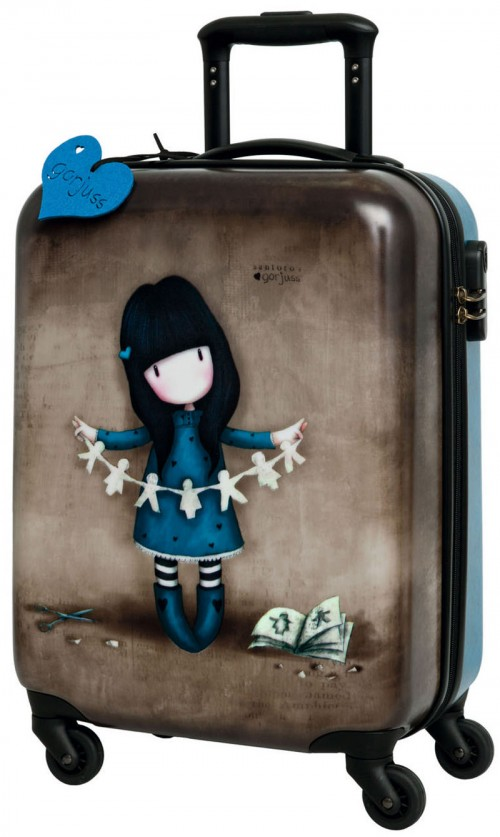 maleta de cabina gorjuss 1520101b