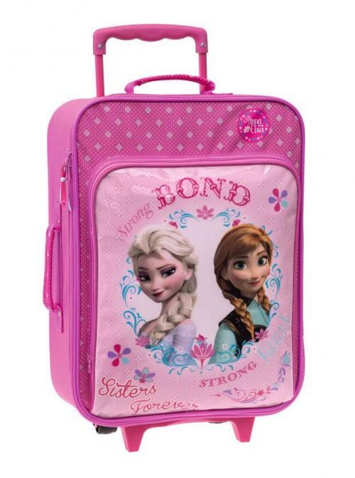 maleta infantil  frozen 9961801 50 cm