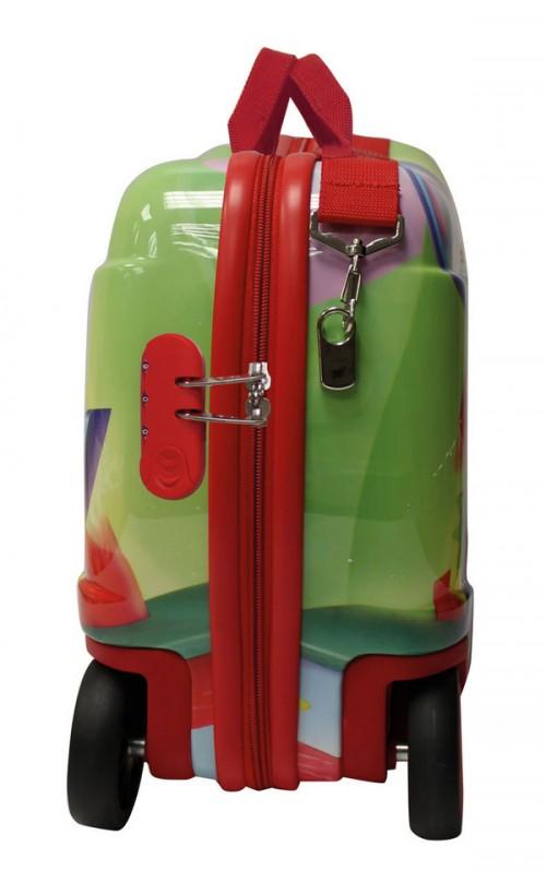 maleta infantil mickey & friends  2011051 LATERAL