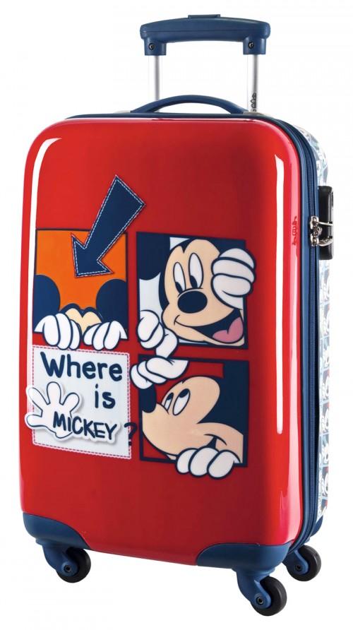 maleta mediana mickey 29709