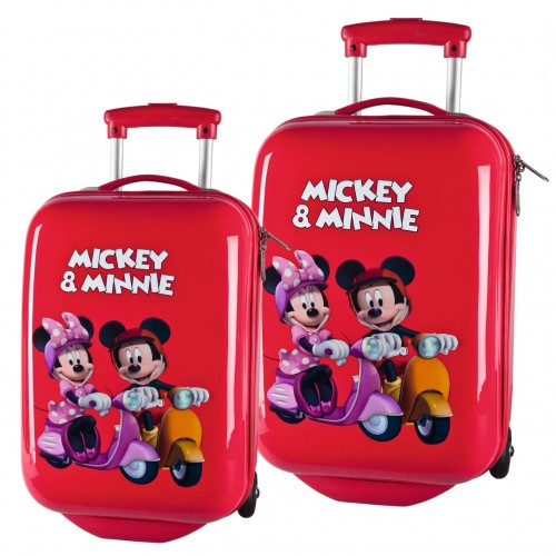 maleta mickey y minnie 15305 maleta mickey y minnie 15306