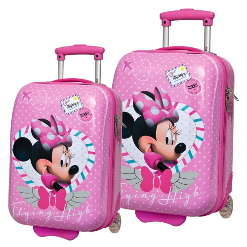 maleta  minnie 16305  maleta minnie 16306