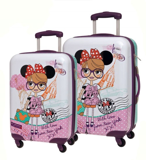 maleta minnie 17206 maleta minnie 17207