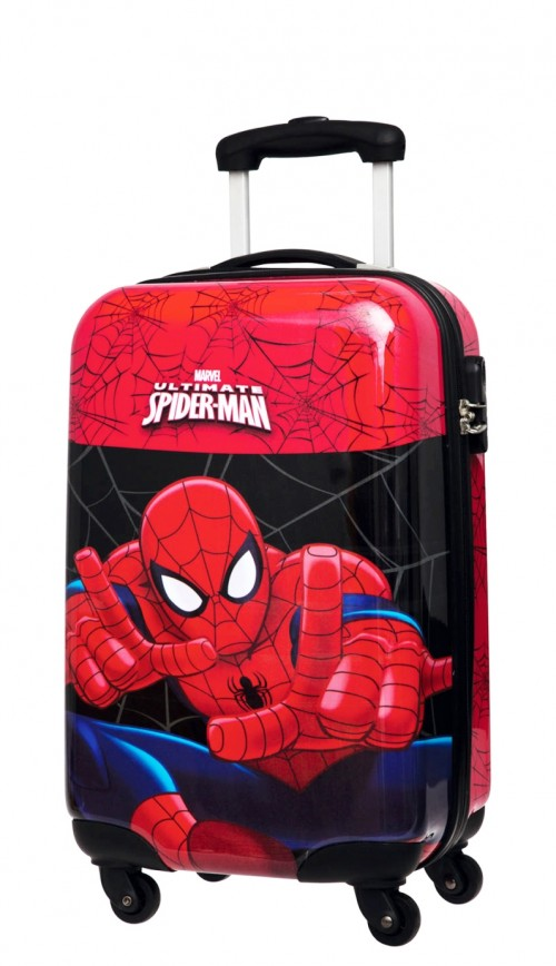 maleta spiderman 35714 cabina
