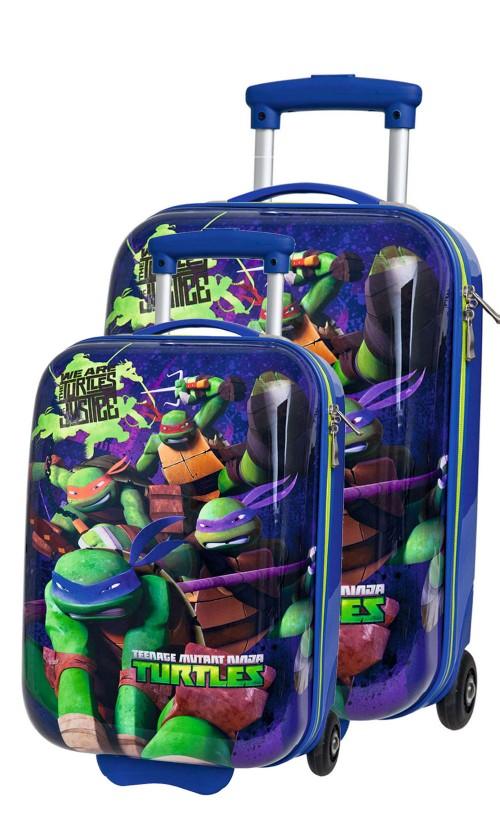 maleta tortugas ninja 18305  maleta tortugas ninja 18306