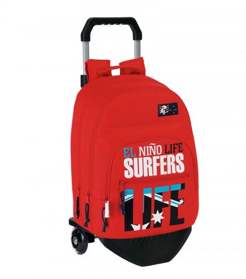 mochila con carro del niño 621406560C
