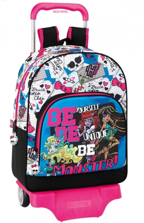 mochila-con-carro-monster-high-611340160