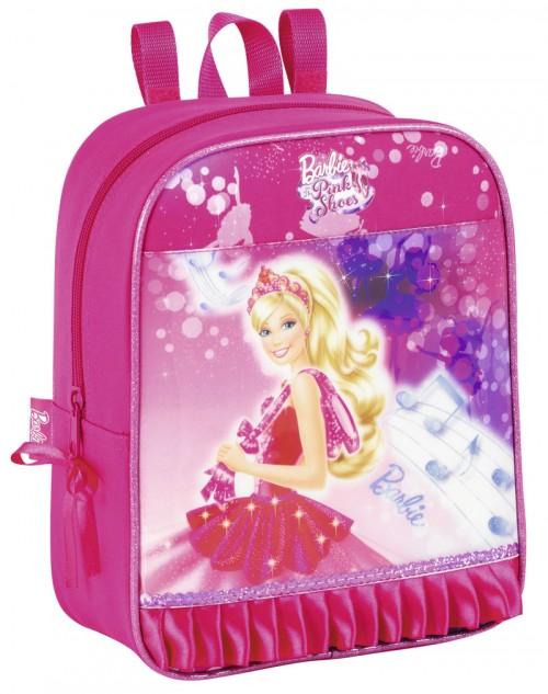 mochila de guarderia barbie 611310232