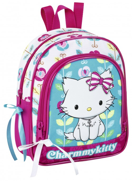 mochila de guarderia de charmmy kitty 611312533