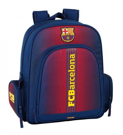 mochila del barcelona 611325639 tamaño junior