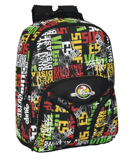 mochila del niño 621435531