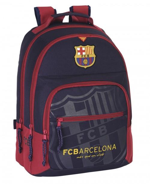 mochila doble cremallera del barcelona 611472560
