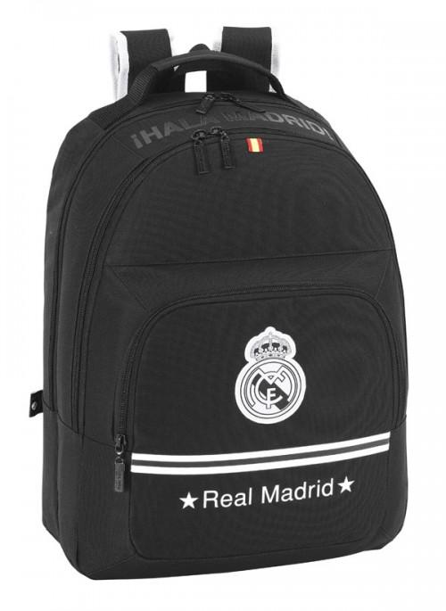 mochila doble del real madrid 611524560